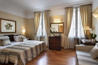 Camera Tripla Hotel Cecil Roma