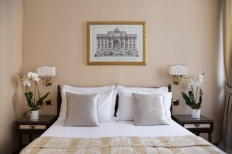 Camera Doppia Classic Hotel Cecil Roma